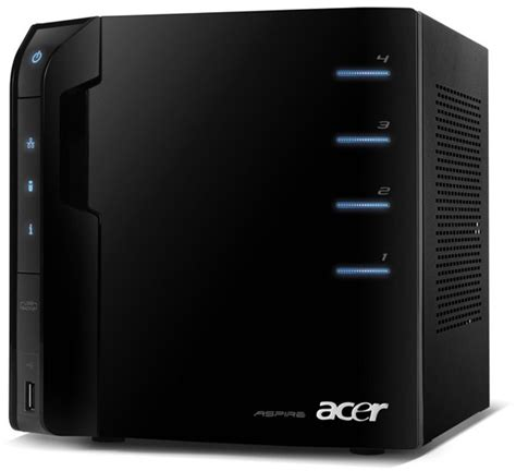 home storage server acer launches easystore home server 1tb expandable