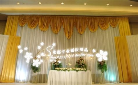 drapes for party decor aliexpress com buy 20ft 10ft white and gold wedding