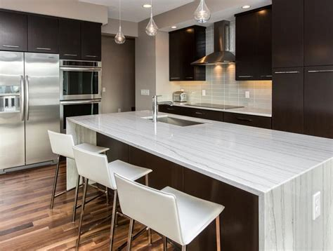 White Quartzite Countertops by Quartzite Countertops