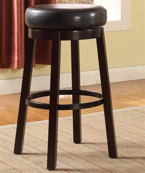 Crown Royal Bar Stools by Crown Bar Stools Contemporary Upholstered Bar Height