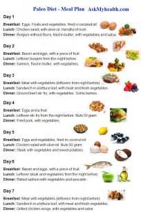 15 day paleo diet meal plan every thing about paleo diet