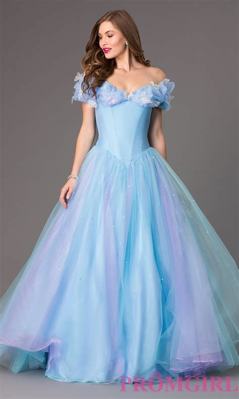 Cinderella Prom Dress disney forever enchanted cinderella gown for prom