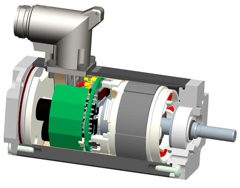 Pres Motor intelligent servo motor size significantly reduced expo21xx news