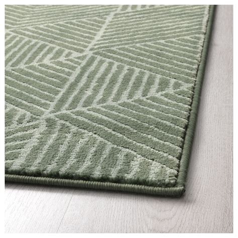 What Is Low Pile Rug by Stenlille Rug Low Pile Green 170x240 Cm