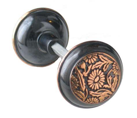 Copper Door Knob by Antique Copper Door Handles Antique Furniture