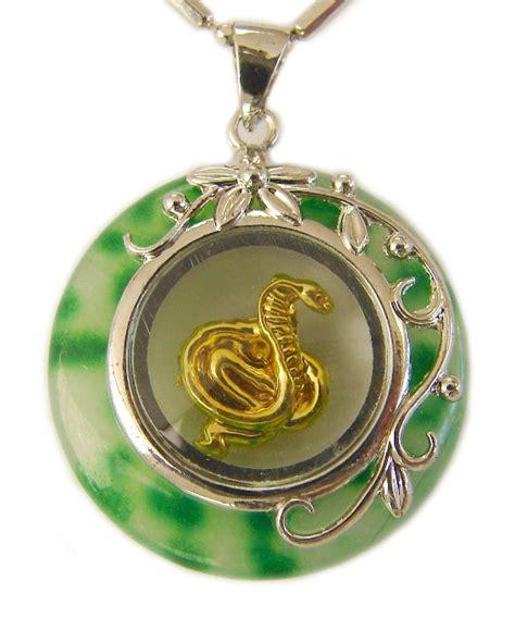 Feng Shui Affiliate Programs by Golden Snake Pendant Snake Animal