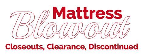 Mattress Blowout by Mattress Blowout Wolf And Gardiner Wolf Furniture