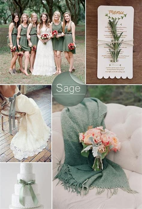 country wedding colors best 25 green wedding ideas on