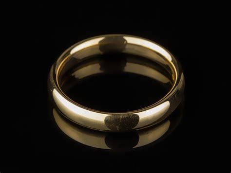 1953 22ct gold wedding band ring birmingham parade