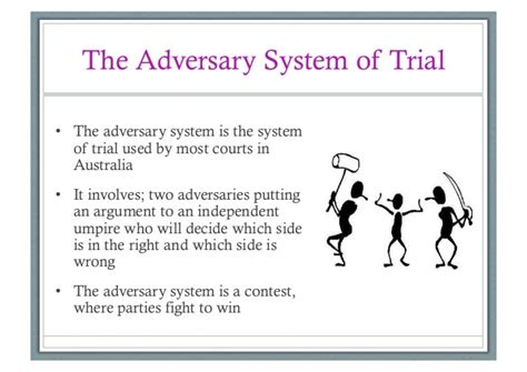 Adversarial System Vs Inquisitorial System Essay by Essay On The Adversarial System