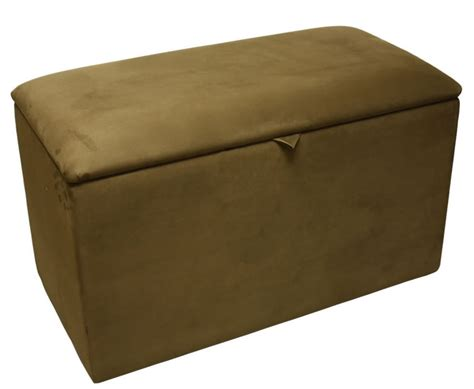 fake leather ottoman alexandria faux leather and suede ottoman