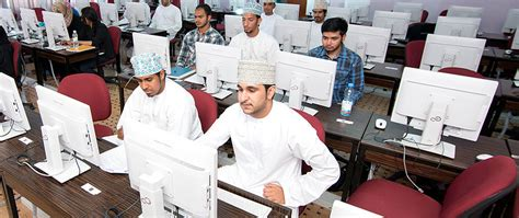 Majan College Oman Mba by Information Technology Majan College