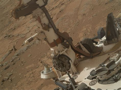 Finds For by Mars Might Liquid Water Curiosity Rover Finds Brine