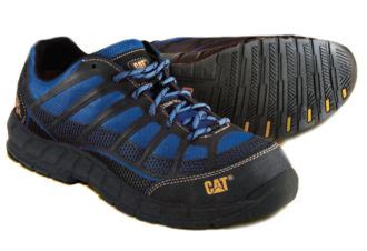 Caterpillar Safety Buck distributor sepatu caterpillar streamline