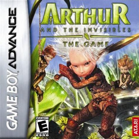 emuparadise my boy arthur and the invisibles u sir vg rom