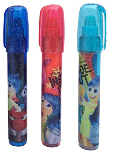 Disney Pixar Doodling Book Pencil Eraser Set 32 Page Book 6 G inside out backpack 22 different styles plus lunch bags