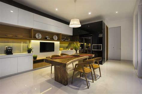 desain dapur sederhana dari kayu cantiknya desain dapur scandinavian untuk rumah mewah