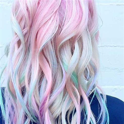 pastel hair color 21 pastel hair color ideas for 2018 page 2 of 2 stayglam