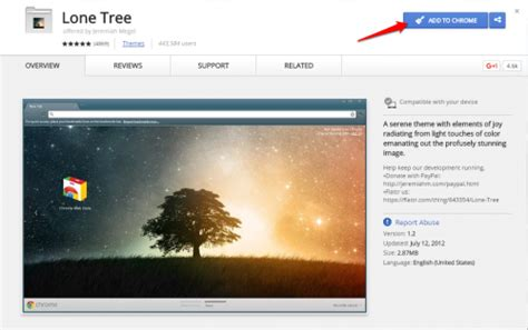 chrome themes reset how to download chrome themes