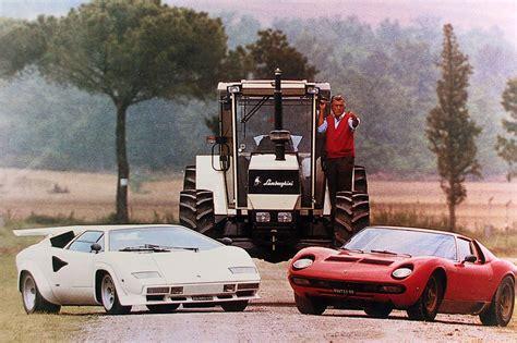 Facts About Ferruccio Lamborghini Tractors Tra1 Hr Image At Lambocars