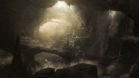werewolf cave tutorial best 20 matte painting ideas on pinterest science