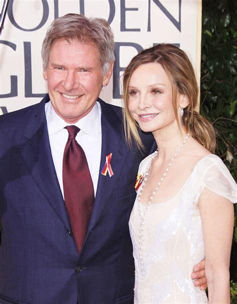 Indy And Ally Mcbeal Engaged by Harrison Ford I Calista Flockhart Wzięli ślub Pudelek