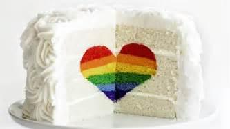 rainbow heart cake today com