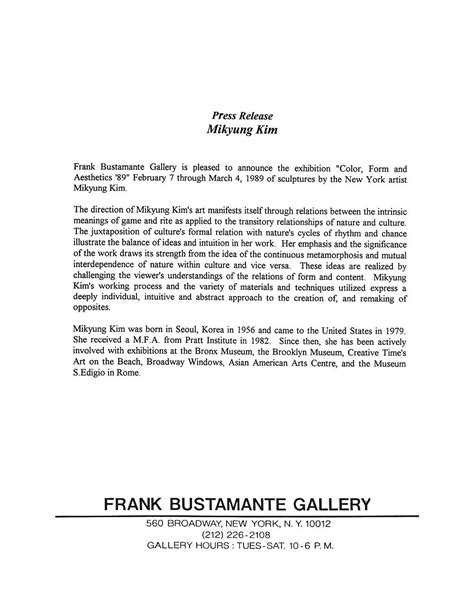 digital press release template mikyung selected document artasiamerica a