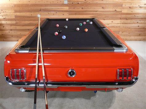 mustang pool table ford mustang pool table 187 eftm