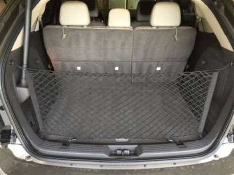Mk Xs Luggage envelope style trunk cargo net for lincoln mkx 2009 2015 09 15 brand new ebay