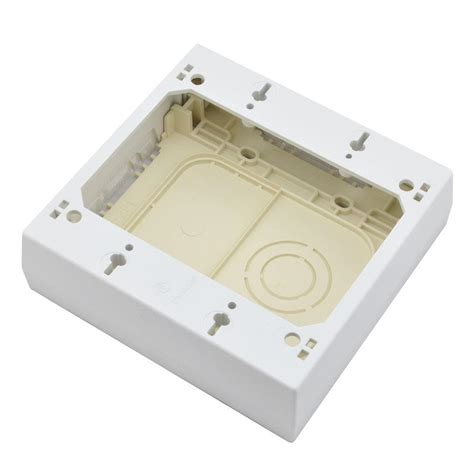 legrand wiremold 2 non metallic raceway outlet box