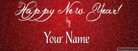 name of new year happy new year name cover timeline cover