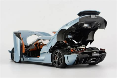 Fronti Art Regera 1 18 Open Closed Diecastsociety Com
