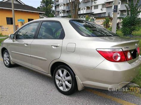 honda city 2007 vtec 1 5 in perak automatic sedan gold for