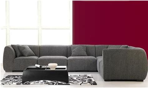 Kelsey Sectional by 30 Stylish Sofa Sectionals Available Today Retro Renovation