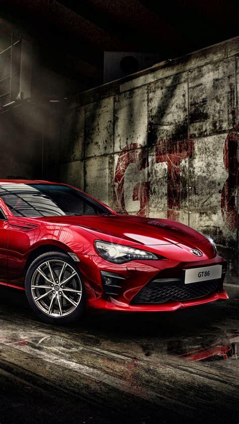 wallpaper toyota 86 sports car 2017 4k automotive