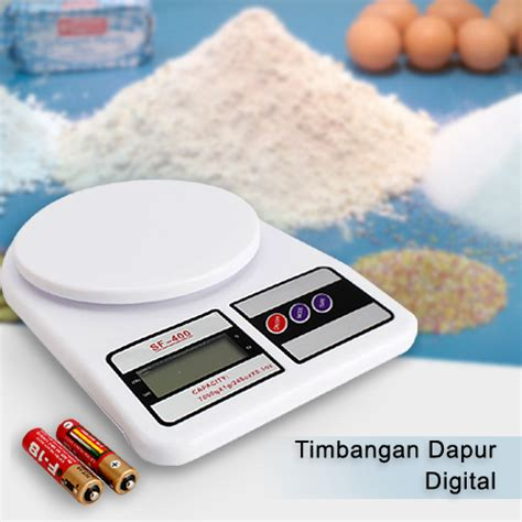 Timbangan Digital Casio timbangan digital dapur presisi capai 10 kg timbangan scale samwon shop shopping