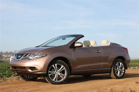 convertible nissan truck nissan murano crosscabriolet being phased out no
