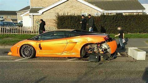 Lamborghini Youtube Crash by Lamborghini Crash Youtube