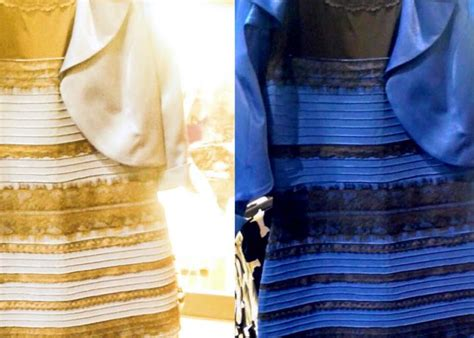 color of the dress here s why people saw the dress differently