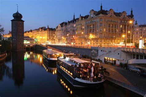 hotel in boat boat hotel matylda prague czech republic booking
