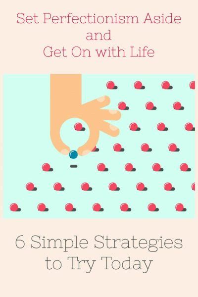 get it done 4 simple strategies to stop procrastinating and get the right things done books 6 simple strategies to let go of perfectionism strategic