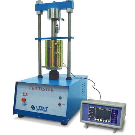 Jual Electric Laboratory Cbr Test Set california bearing ratio cbr test machine soil testing