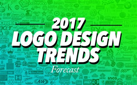 Design Trends In 2017 | 5 logo design trends to follow in the year 2017