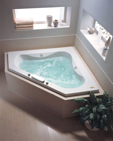 corner bathtubs with jets bathtubs idea astounding bathtub with jacuzzi jets