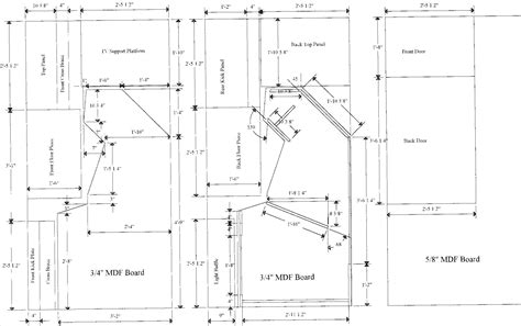 How To Build An Arcade Cabinet Plans by Diy Arcade Cabinet Building Plans Plans Free