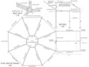Octagon House Ig Lintels Signature Projects Octagonal Portal Frame