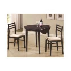 Small Dining Room Table Set Dining Room Set Small Table 2 Chair Kitchen Round