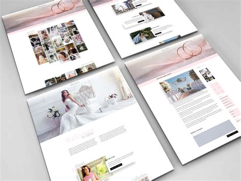 Bliss Is A Child Theme For The Divi Theme From Elegant Themes Designed For Wedding Photographers Divi Child Theme Templates