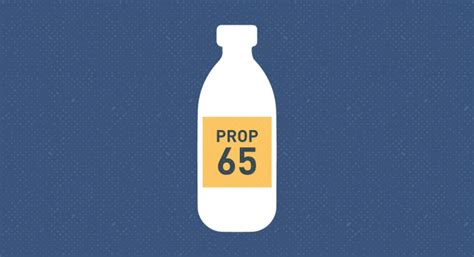 K Prop 65 Liquid the about prop 65 warning labels on food products thrive